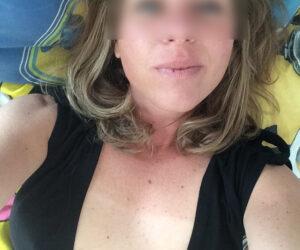 Plan cul sans tabou Charlotte blonde vicieuse Vanves