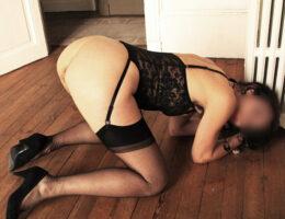 Jeune femme soumise cherche maitre pour collier