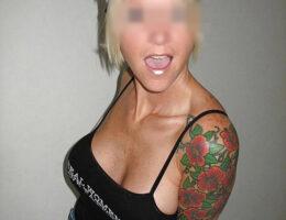 Debbie américaine sexe sans lendemain, Paris 6